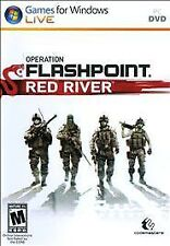 Video Game PC Operation Flashpoint Red River DVD NEW SEALED