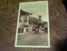 Oberammergau, Partie am Stren-Erker, Bavarian, Germany  s8f