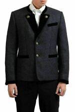 Dolce & Gabbana Men's Wool Two Button Blazer Sport Coat US 38 IT 48
