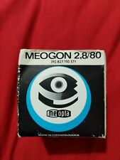 Super Rare Enlarger Lens Meopta Meogon 2.8 80MM - Excellent Condition