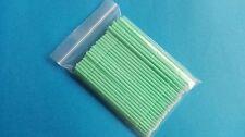 New 10 Packs 1000 Pcs Dental Disposable Micro Applicators Brush Green Color