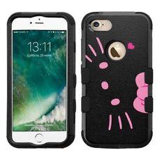 for Apple iPhone 8 Plus Armor Rugged Hard Hybrid Case Hello Kitty #BP
