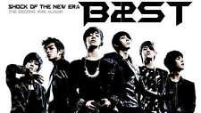 BEAST B2ST - Shock of the New Era [ 2nd Mini Album ]