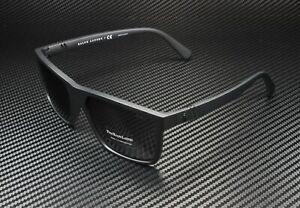 RALPH LAUREN POLO PH4133 528487 Matte Black Dark Grey 59 mm Men's Sunglasses