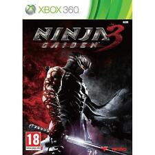 Pal version Microsoft Xbox 360 Ninja Gaiden 3