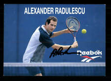 Alexander Radulescu  Autogrammkarte Original Signiert Tennis