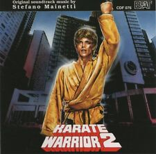 Karate Warrior 2 - Complete Score - Stefano Mainetti