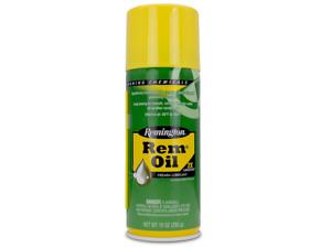 Remington Oil Spray Gun Aerosol Cleaning Lubricant 10 Ounce 24027