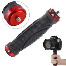 "1/4"" Handheld Stabilizer Handle Grip Monopod Stand for Gopro LED Light Camera"