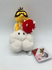 Super Mario All Star Collection Lakitu New Stuffed Plush With Tag
