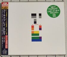 COLDPLAY X&Y Japan RARE White Edition CD