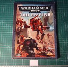 Codex Tau 2005 Edition Supplement, OOP - Warhammer 40K Books