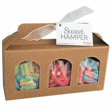 Fizzy Sweet Hamper Box - Gift Present Fizzy & Sour Sweets! Birthday Christmas