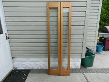 Rare Vintage 1950s Western Electric Original Phone Booth Doors only