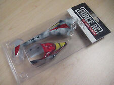 Force R/C Heli Parts - FCE2127 FHX Canopy, Red