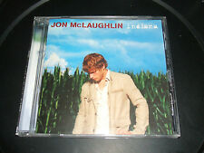 Jon McLaughlin - Indiana 2007 CD Island Industry Beautiful Disaster Human People