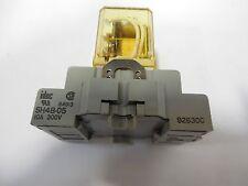 IDEC,RH4B-UL, 120V CUBED RELAY, W/ SH4B-05,300V 10A ,SOCKET BASE