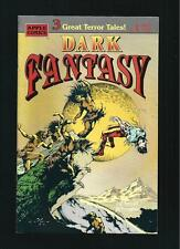 DARK FANTASY US APPLE COMIC VOL.1 # 1/'92