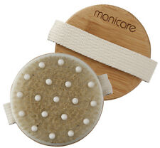 Manicare - Dry Body Brush Reduce Cellulite Skin Elasticity Blood Circulation