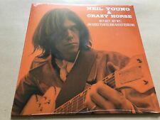 Neil Young & Crazy Horse Hey Hey, My My 1989 Rare tracks radio sessions vinyl lp