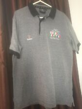 More details for guinness six nations polo shirt top m