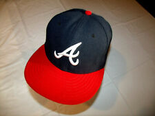 Atlanta Braves Hat New Era 59Fifty US Authentic Collection On Field Cap Fitted 7