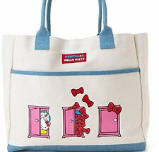 Doraemon and Hello Kitty Collaboration bag! by SANRIO! CUTE! Ship From AU