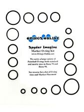 Spyder Imagine Paintball Marker O-ring Oring Kit x 2 rebuilds / kits