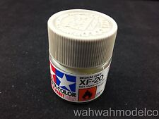 Tamiya 81720 Acrylic Mini XF-20 Medium Gray - 10ml Bottle
