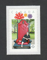 QUEEN'S THRONE = picture postage stamp MNH Canada 2013 [p3sn07]