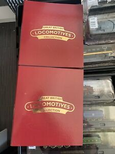 GREAT BRITISH LOCOMOTIVES COMPLETE COLLECTION MAGAZINES AND EXTRA'S 41 TRAINS
