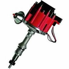 PROFORM 66969R Vacuum Advance HEI Distributor & Coil - Red Cap, For Ford 289-302