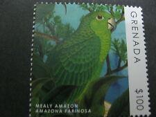 Grenada-2013 Birds Parrots Definitive