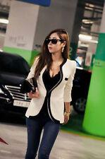 Button Cotton Blend Plus Size Waistcoats for Women