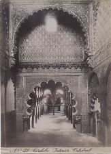 Espagne Spain Cordoba Photo E. Beauchy vintage albumine ca 1885