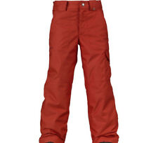 Burton Men TWC Smuggler Snowboard Pants (L) Red