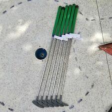 Minigolfschläger für Jugendliche ca. 85cm, 6 Stück (gebraucht) #307