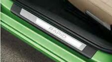 Skoda Rapid Spaceback Door Sill Guards / Protectors   (5JA071303)