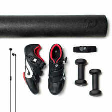 Peloton Accessories (shoes, heart rate monitor, mat, weights) $100 off with bike