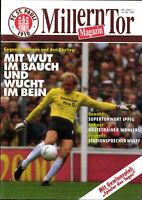 BL 89/90 FC St. Pauli - FC Bayer 05 Uerdingen, 14.10.1989, Volker Ippig