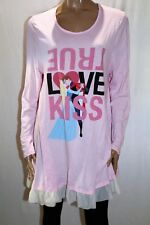 Peter Alexander Brand Pink TRUE LOVE KISS PJ Shirt Top Size XL BNWT #TO16