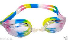 Gafas de natación multicolor