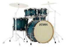 TAMA Superstar CL50R-BAB Classic Drum + Hardware MM5WN 10,12,14,20,14 Sn. Blue