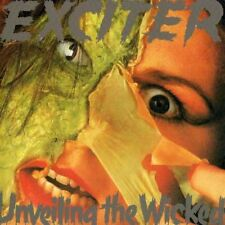 Exciter - Unveiling the Wicked [New CD]