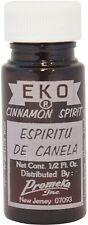 EKO Cinnamon Spirit, Espiritu De Canela Spirit 1/2 oz