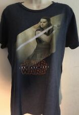 *NEW*Disney Park Exclusive Star Wars Force For Change Last Jedi  Woman's Tee XL