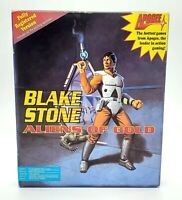 Blake Stone Aliens of Gold Apogee PC CD-ROM Complete Fully Registered Version 95