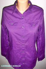 Figurbetonte Taillenlang Damenblusen,-Tops & -Shirts mit Klassischer Kragen und Baumwolle