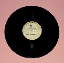 """""""A RING BEATS A PROMISE""""-BOBBI STAFF-RCA RECORDS-10"""" ACETATE"""