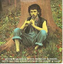 DEXY'S MIDNIGHT RUNNERS - LET'S GET THIS STRAIGHT FROM THE START - 80s SOUL ROCK